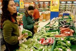 怀化:猪肉蔬菜类价格继续下跌